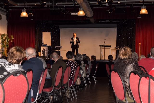 Leo Smetsers podiumshow